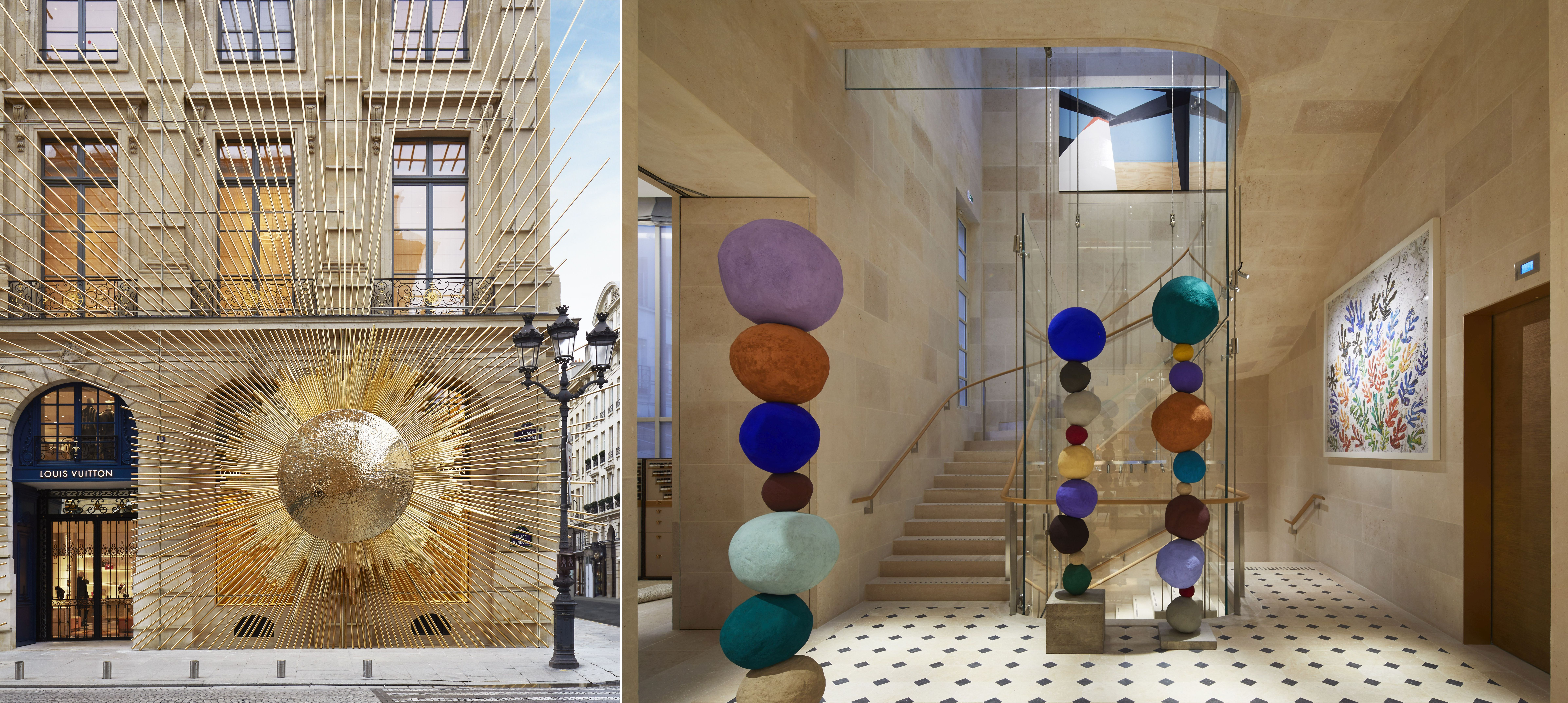 Maison Louis Vuitton Vendôme: Shopping und Museum vereint