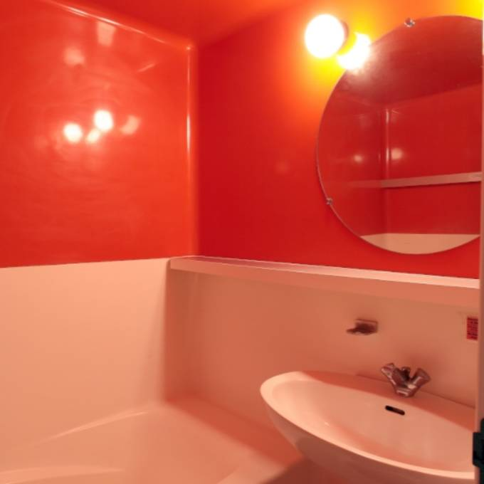 Holidays For Those In The Know On The Trail Of Charlotte Perriand At - Salle de bain charlotte perriand
