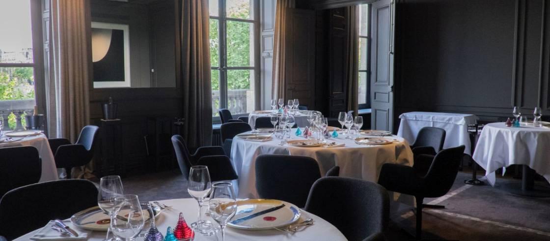 guy savoyrestaurant at la monnaie de paris sacred best restaurant of the worl according