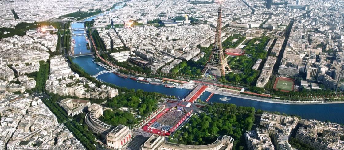Le Parc des Princes imaginé en vue des JO de Paris en 2024