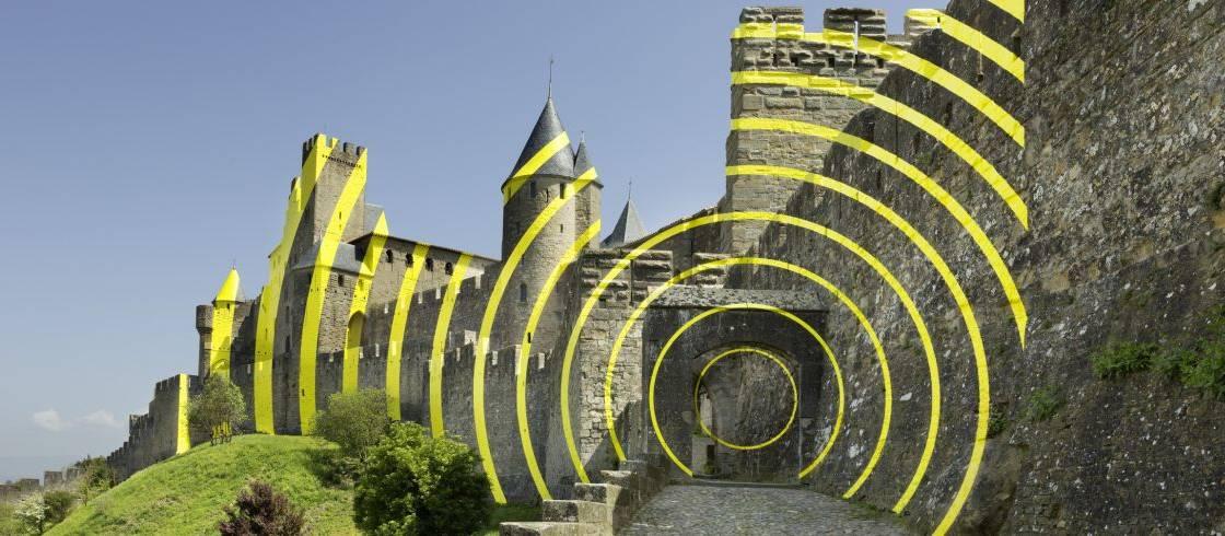 Concentric Eccentric Carcassonne