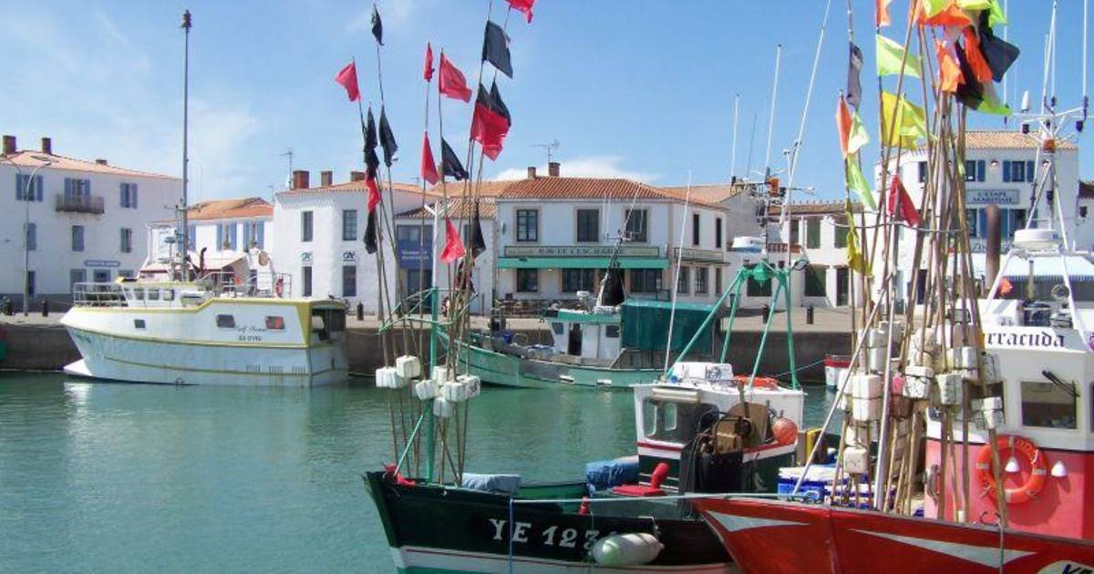 Rendez Vous At Ile D Yeu In Vendee
