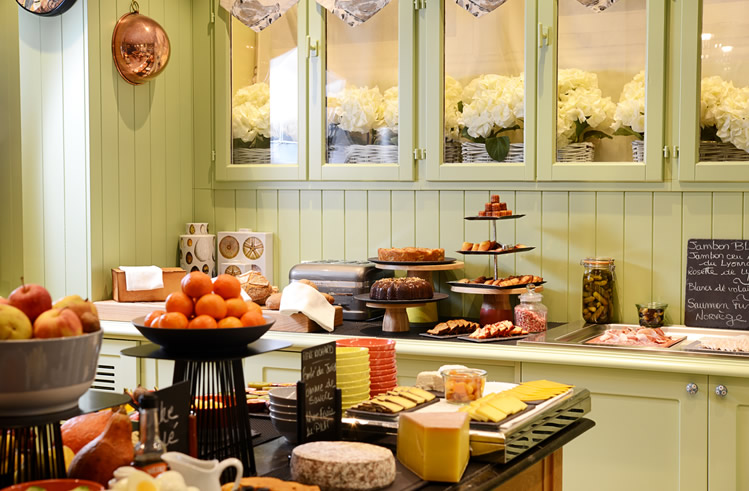 Le Royal Lyon MGallery Breakfast