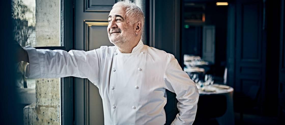Guy Savoy用美食和當地海鮮及特產為您講述塞特城( Sète )。