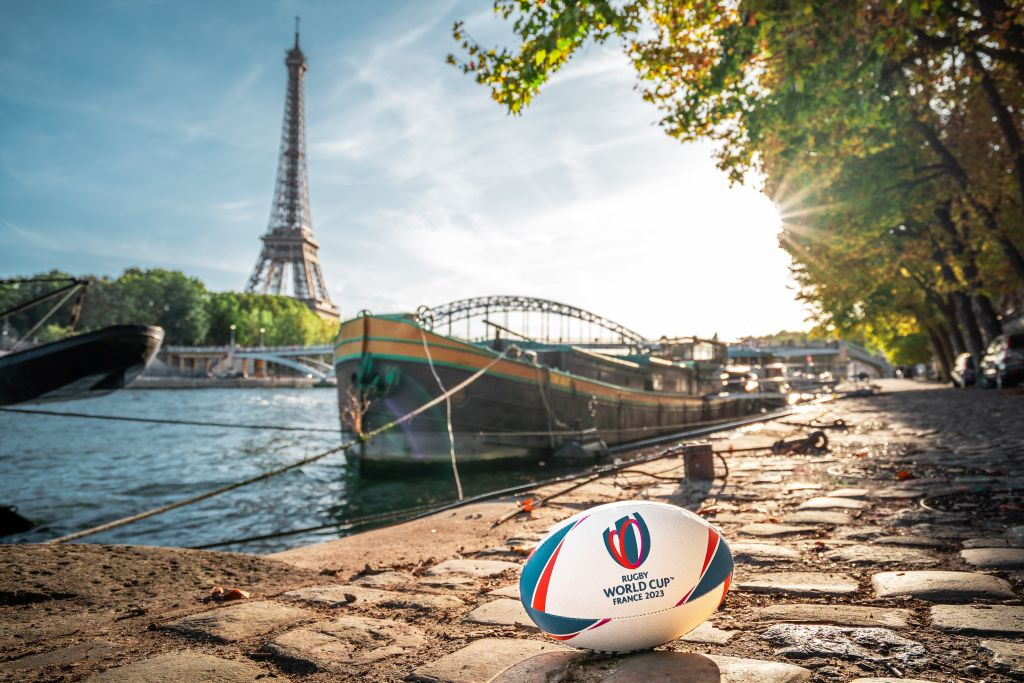 Rugby World Cup  France 2023 Copyright Destination France  - Paul Antoine - FFR