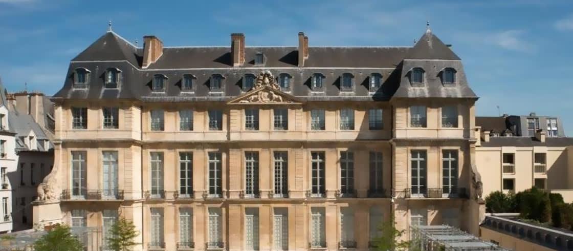 Museo Picasso Paris.Museo Nacional Picasso De Paris