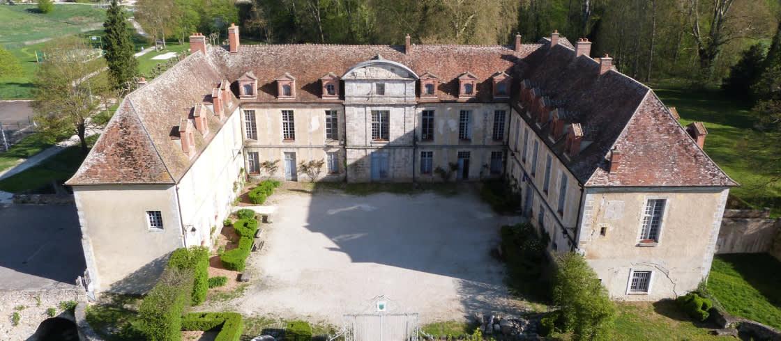 Le Château de La Chapelle Gauthier ouvrira bientôt au public.