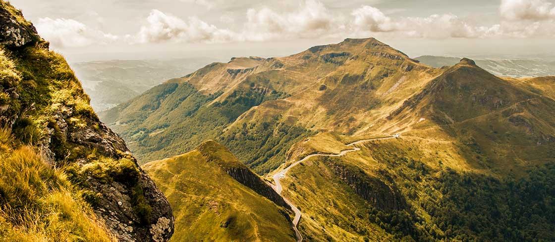 Auvergne Was Kann Man Dort Sehen Erleben Probieren