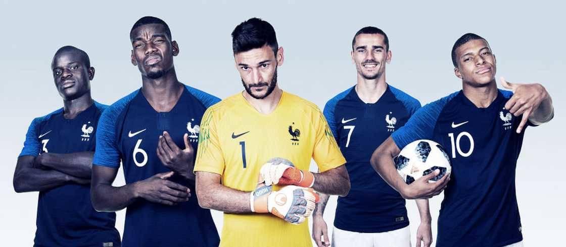 Vilka Ar De Franska Spelarna Ha Koll Pa Vem Som Ar Vem I Det Franska