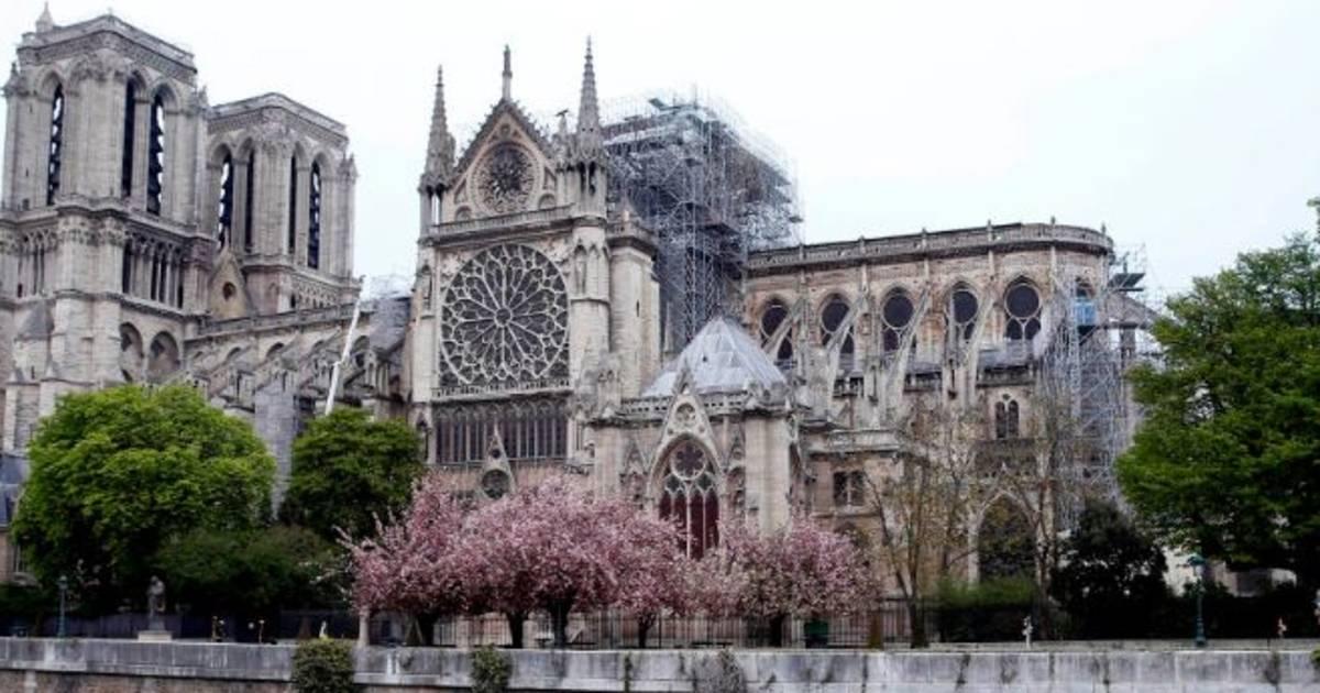 Praktische Informatie Over De Notre Dame In Parijs Na De Brand