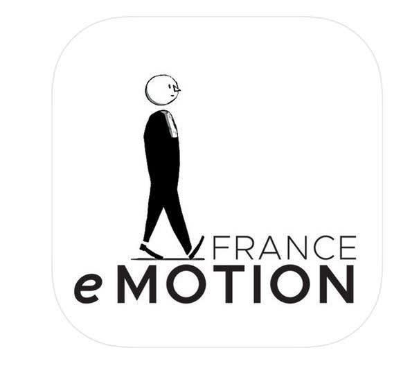 Et en plus, les photos s'animent! Les artistes français Julie Chheng et Thomas Pons ont imaginé un personnage animé qui circule et se métamorphose dans les photographies, grâce à l'application mobile en réalité augmentée France eMotion. Elle est gratuite, disponible sur l'App Store et Google Play, simple et accessible à tous. Ludique et poétique...