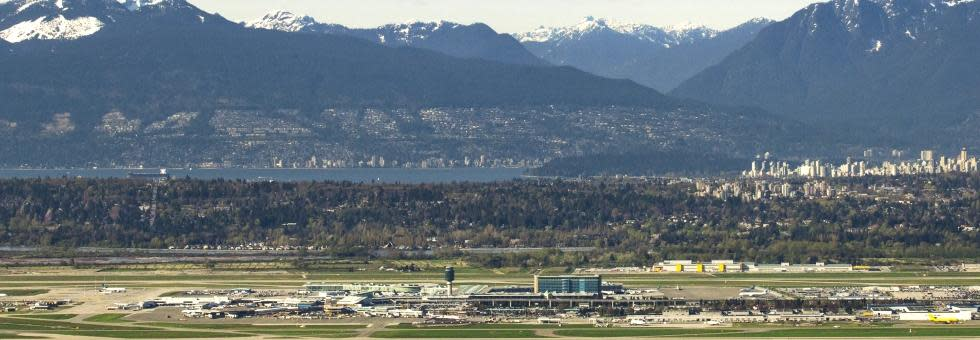 The Romance Started At The Vancouver Airport