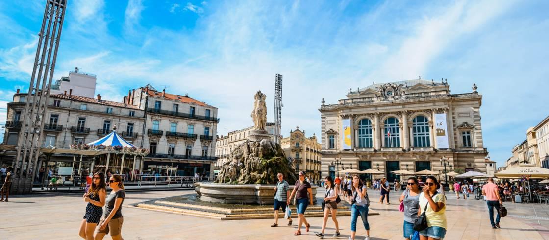 Montpellier for Piscine a montpellier