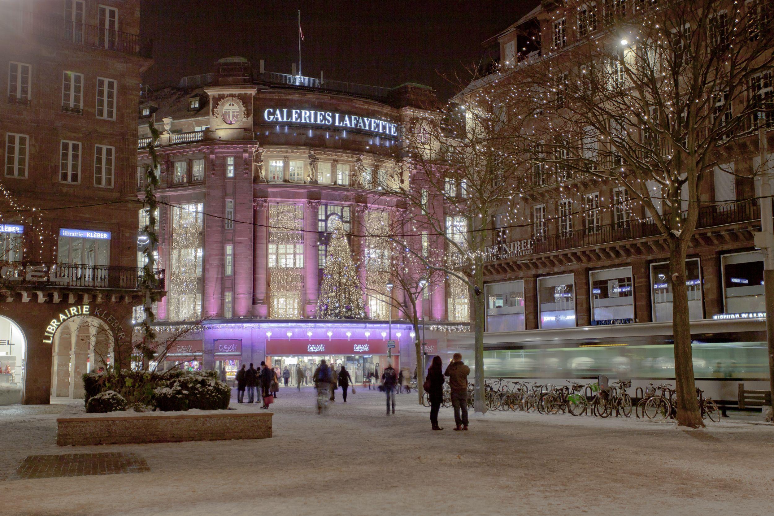 shopping in straßburg