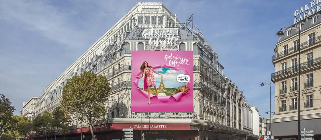 Bon Cadeau Aux Galeries Lafayette à Partir De 500 Dachats