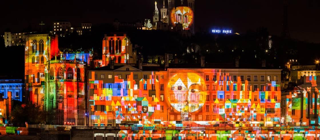 Quando Mettono Le Luci Di Natale A Parigi.Festa Delle Luci A Lione