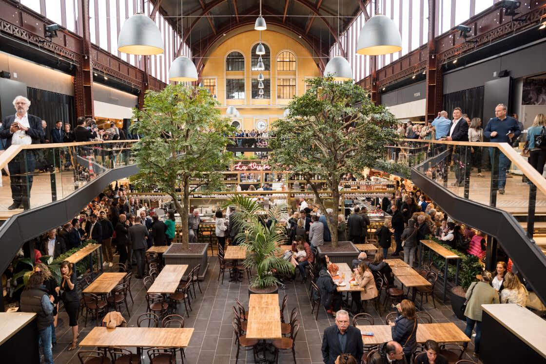 Eine Kulinarische Reise Durch Nizzas Sudbahnhof