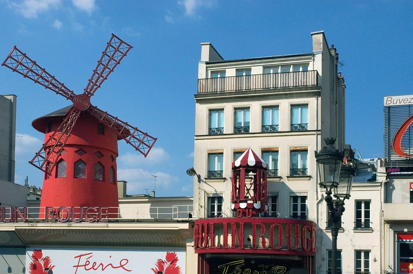 Le Moulin Rouge Plus Grand Cabaret Du Monde