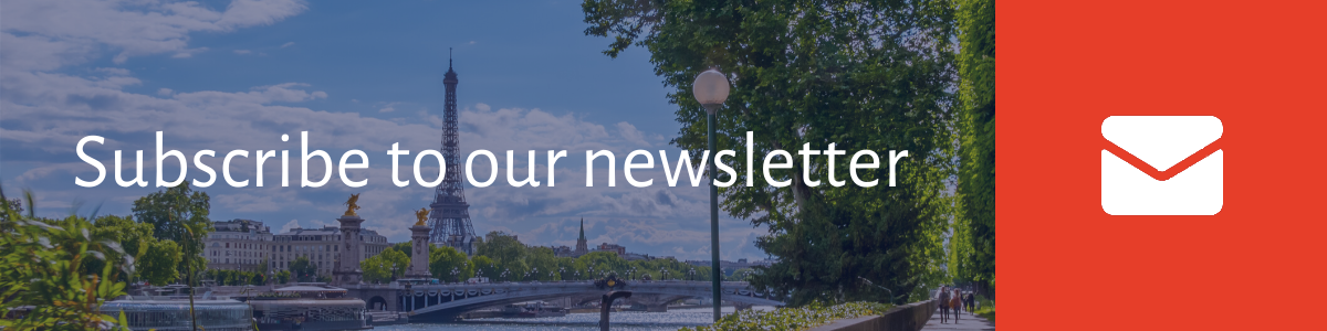 Newsletter subscription