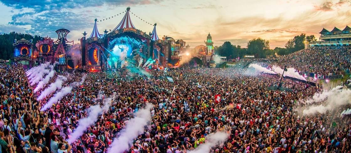 Tomorrowland 2017 photo