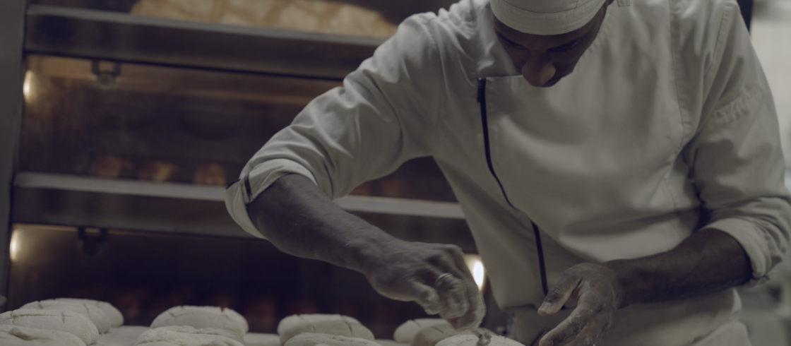 France.fr est entré dans les coulisses de la boulangerie Utopie, dans le XIe arrondissement de Paris.