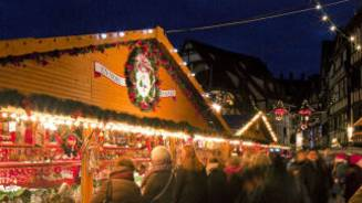 Straatsburg kerstmarkt