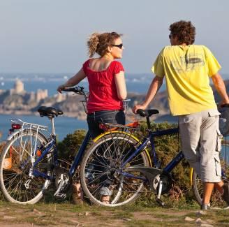 Radfahren In Frankreich