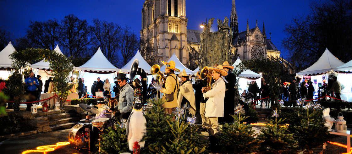 Paris Weihnachtsmarkt.Die Schönsten Weihnachtsmärkte In Paris