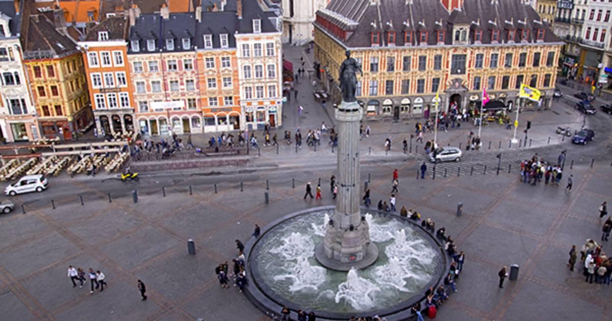 Nordfrankrig Oplev Amiens Og Lille