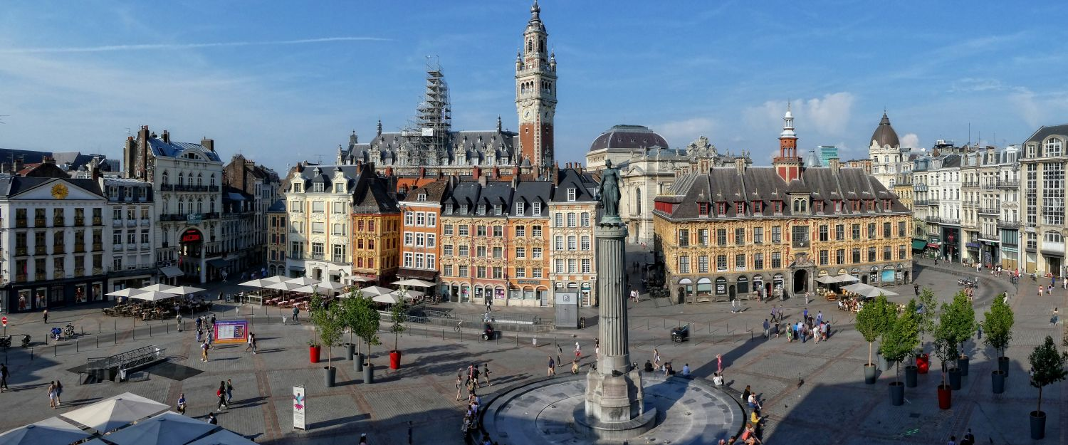 A great big dose of culture in Lille