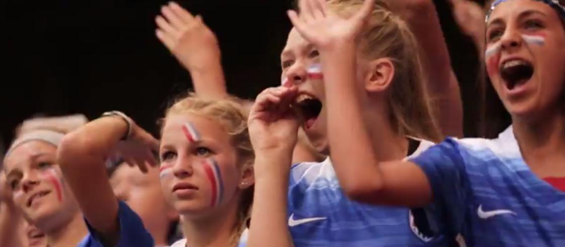 98df6d05 Frankrike är värd för VM i fotboll för damer 2019.
