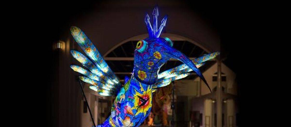 """Émerveillement garanti pour """"Eldorado"""", la 5e grande édition thématique de Lille3000, qui animera toute l'agglomération lilloise pour six mois d'événements festifs."""