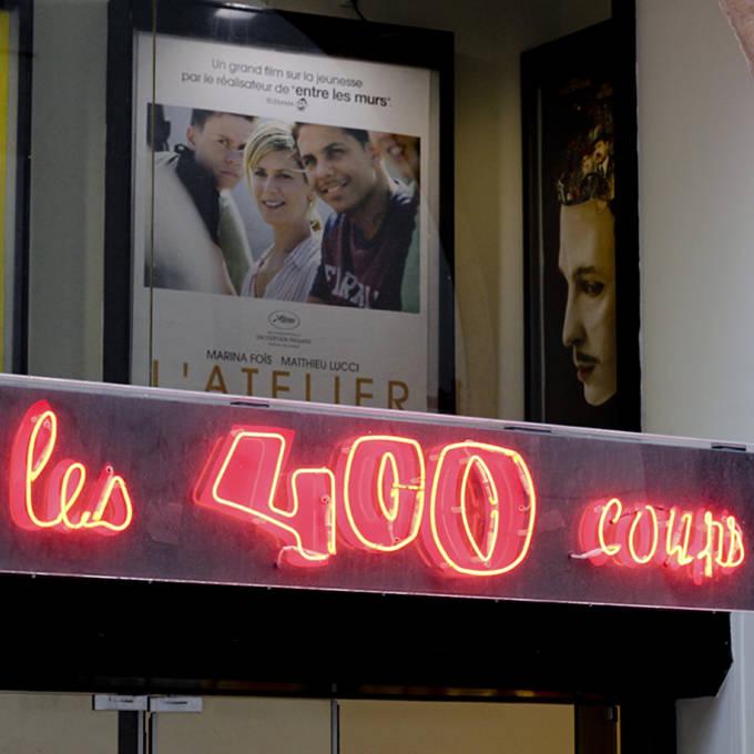 Angers en compa a de elza sokolovski - Cine les 400 coups angers ...