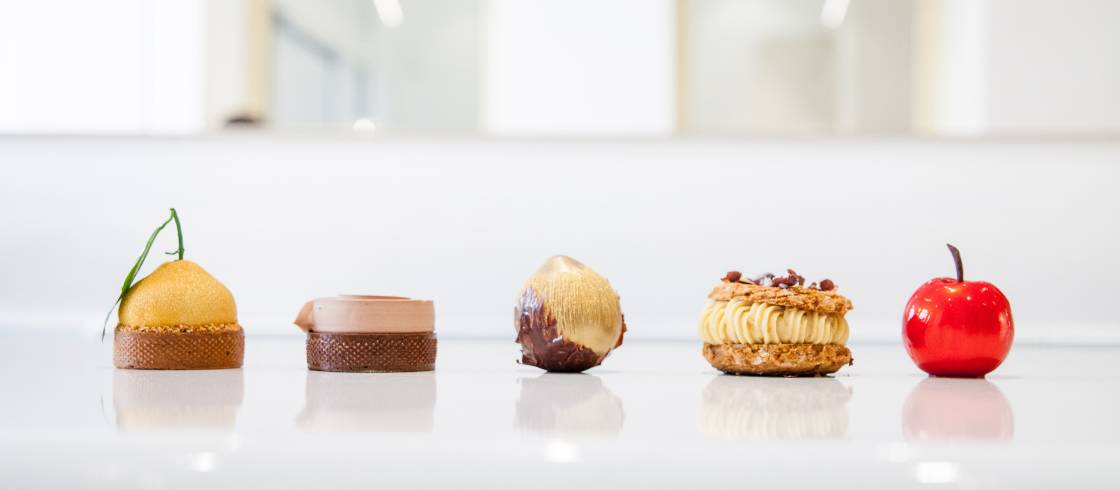 Patisserie Cedric Grolet At The Meurice