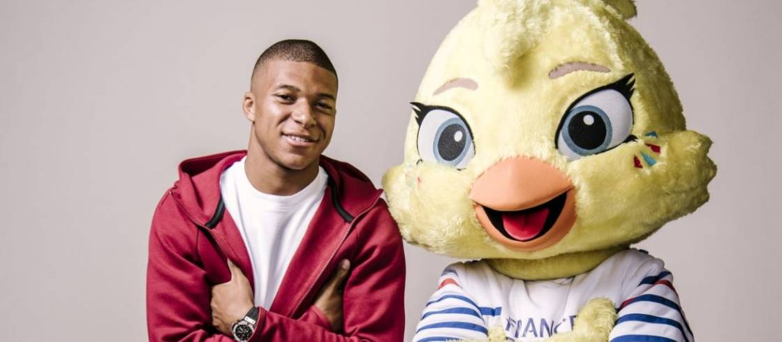 FIFA Women's World Cup in France: interview of Kylian Mbappé