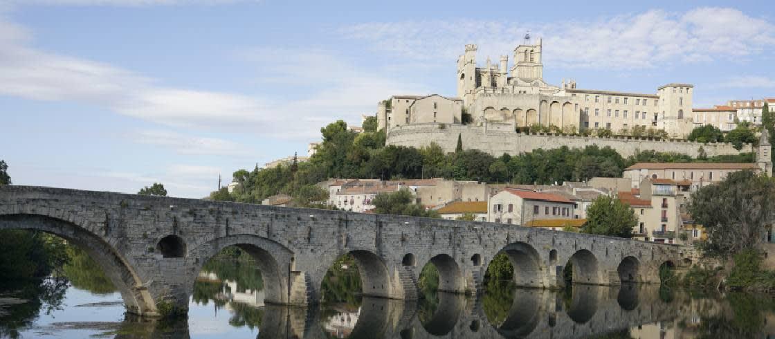 Béziers y su catedral.