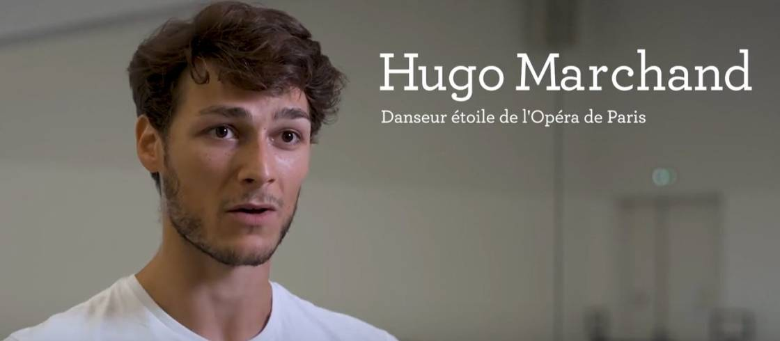 Hugo Marchand, danseur étoile de l'Opéra de Paris, raconte Nantes, sa ville natale.