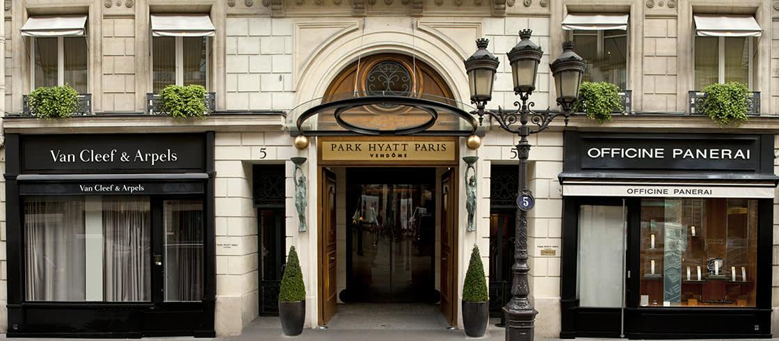 24 heures dans un Palace : Park Hyatt Paris-Vendôme