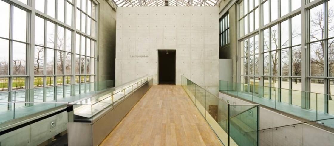 El museo de la Orangerie