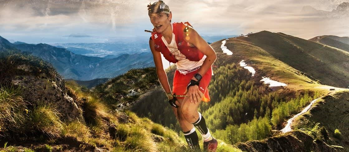 Deel van het affiche van de 2020-editie van de Ultra Trail Côte d'Azur Mercantour.