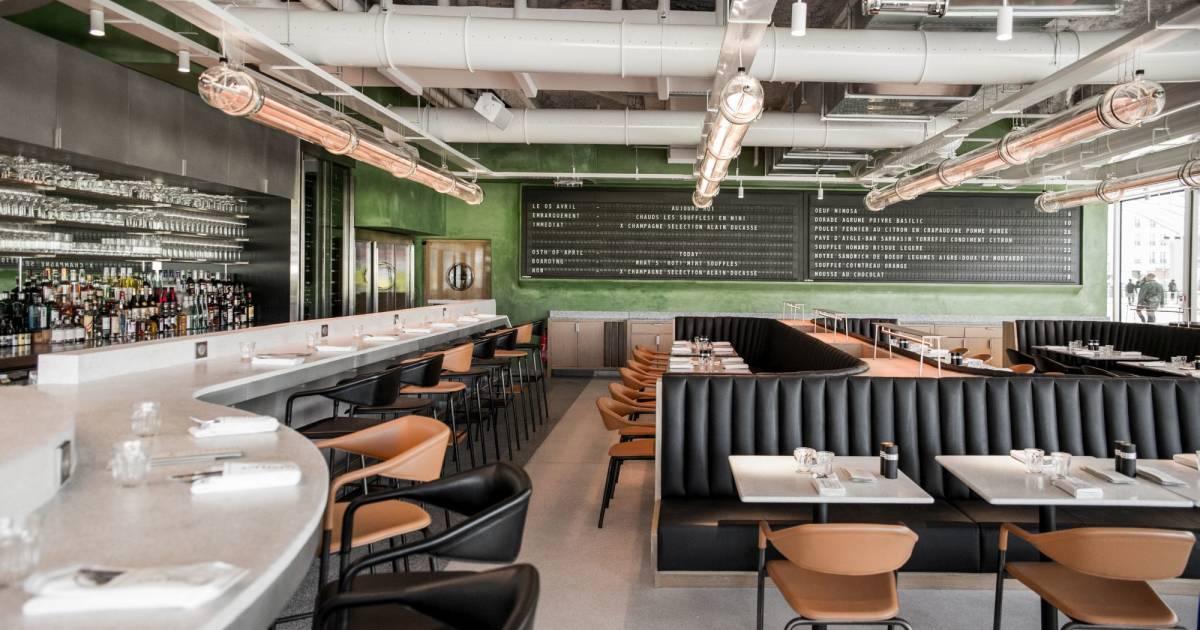 Restaurant Aux Halles De Paris