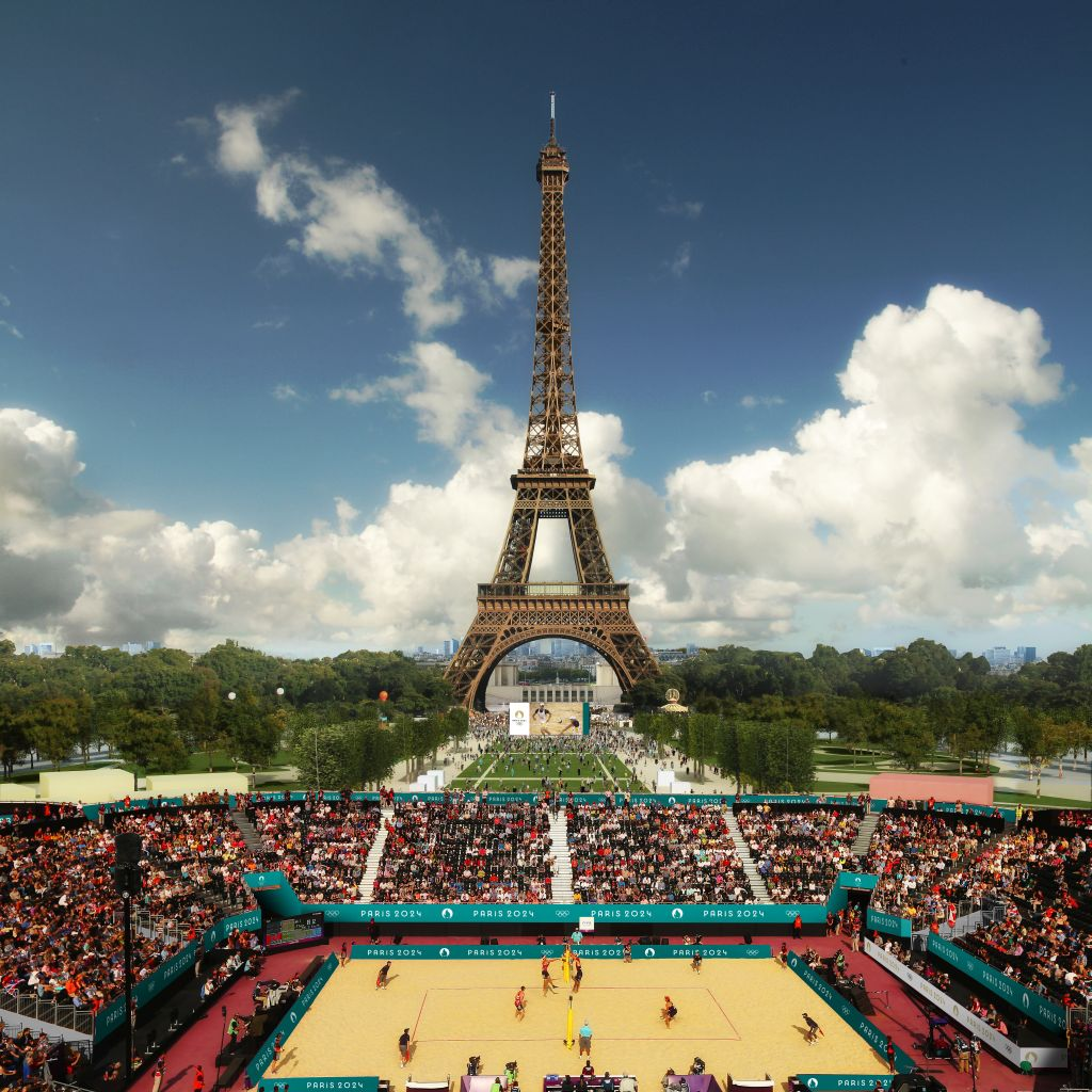 Volleyball Copyright Stephane Kempinaire Paris 2024