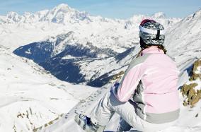 Massif du Mont-Blanc © PHB.cz - Fotolia.com