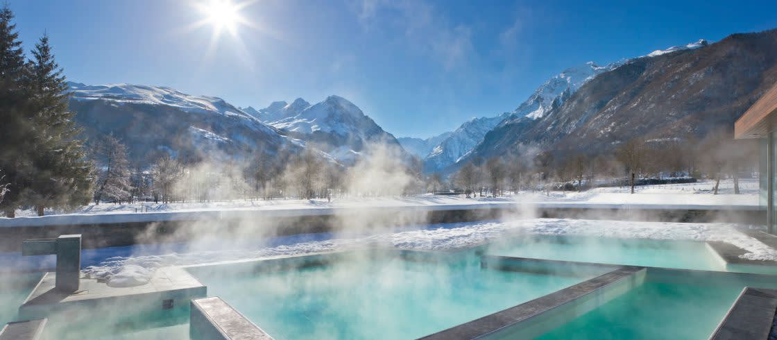 5 natural hot springs to discover in the Pyrénées