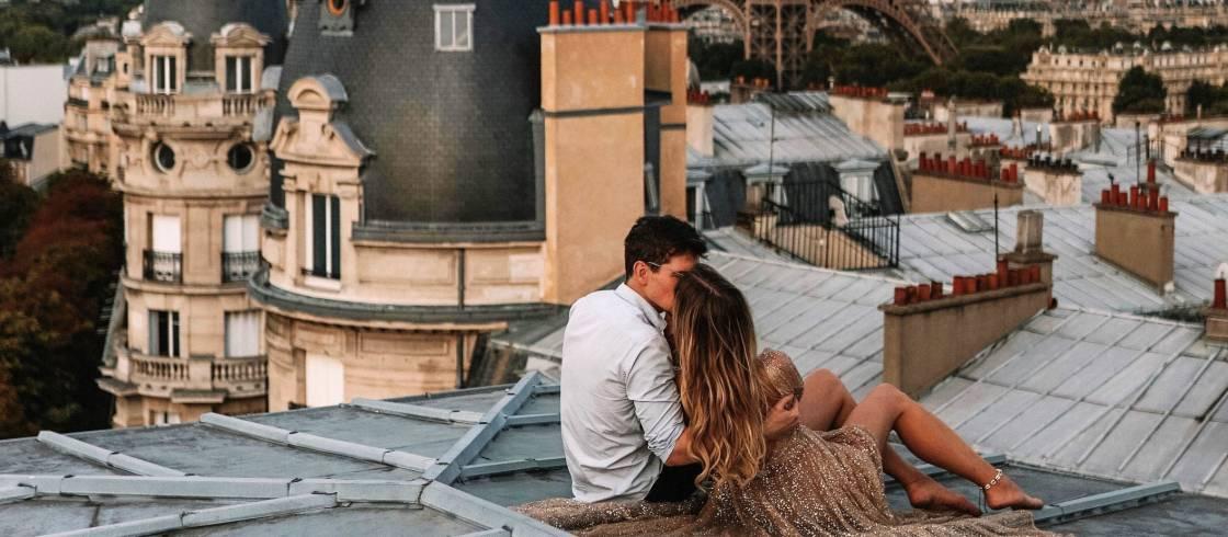 france paris romantique