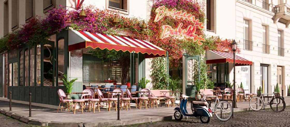 Deze 11 nieuwe restaurants in Parijs mag je niet missen!