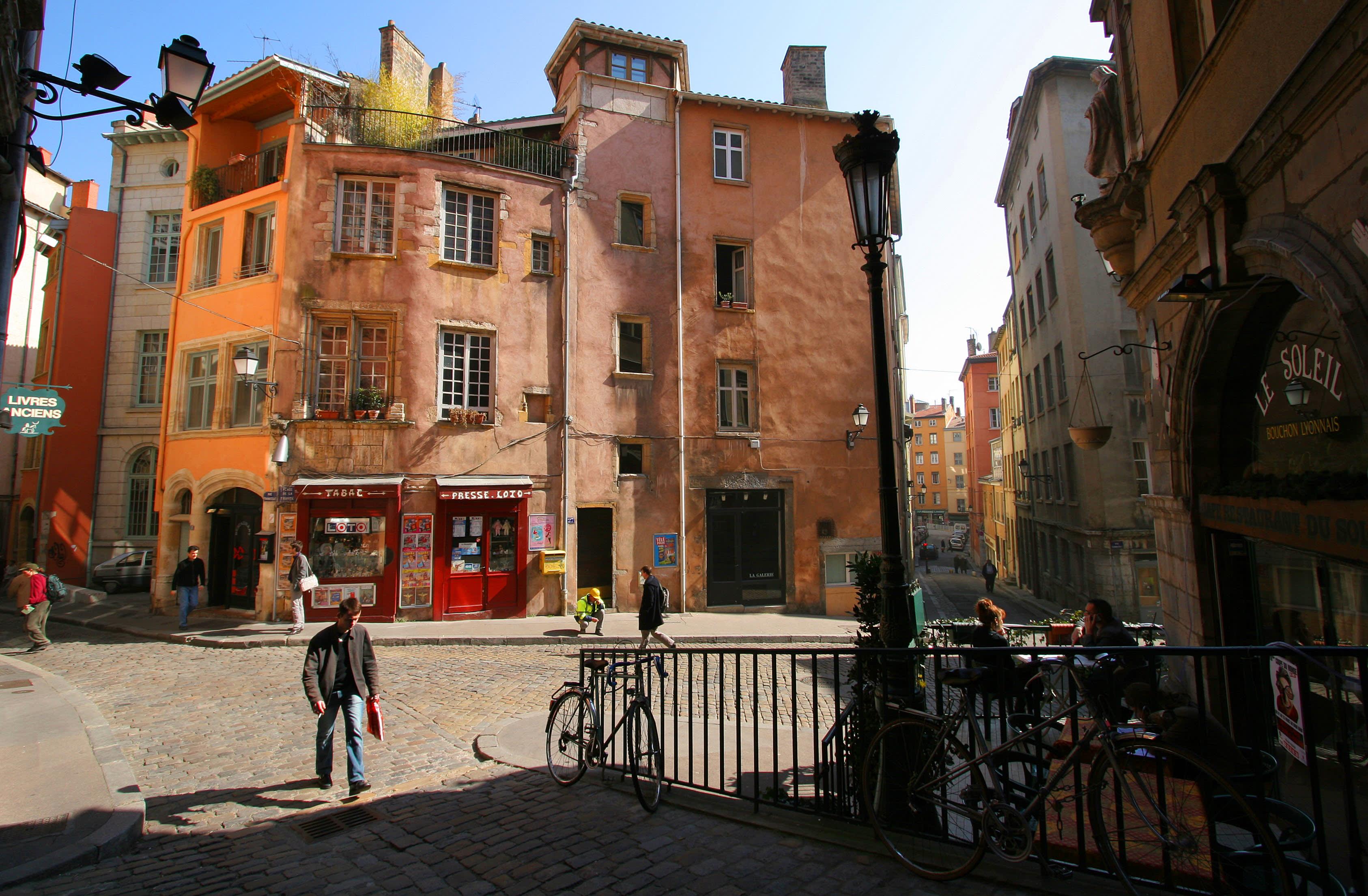 Edited Vieux Lyon ©Marie Perrin
