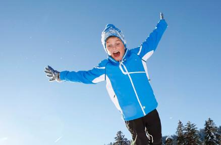 Activiteit ski kind(c)Agence UROPE