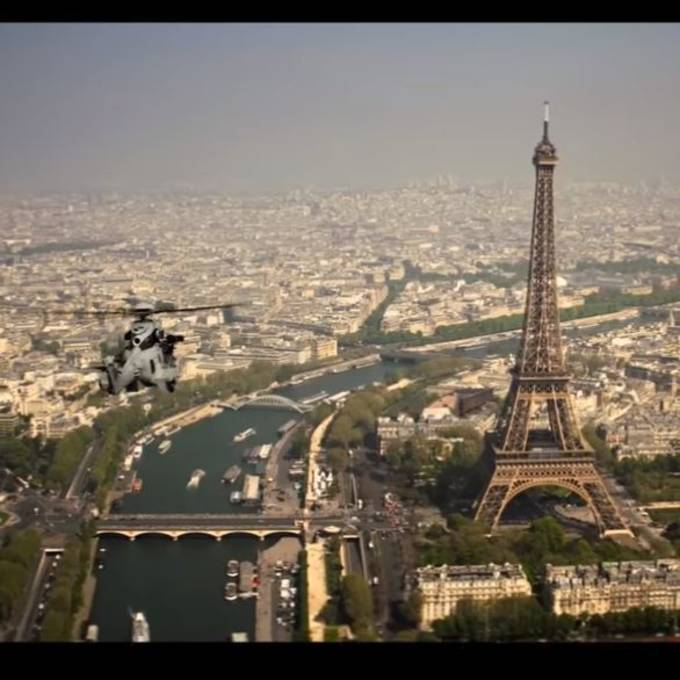 Mission Impossible Why Tom Cruise Loves Paris