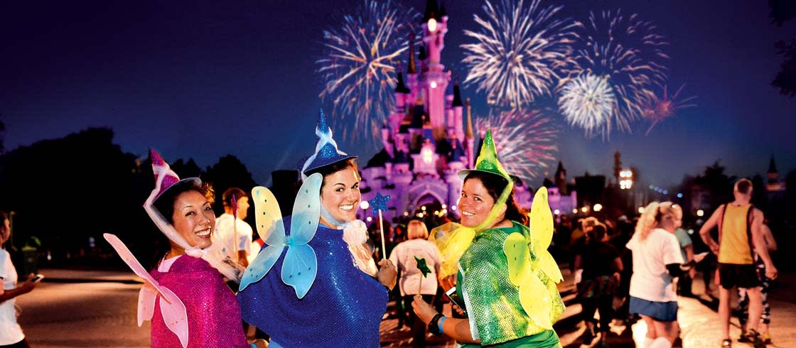 Disneyland Paris Run Weekend, una mágica experiencia a través de los dos parques Disney